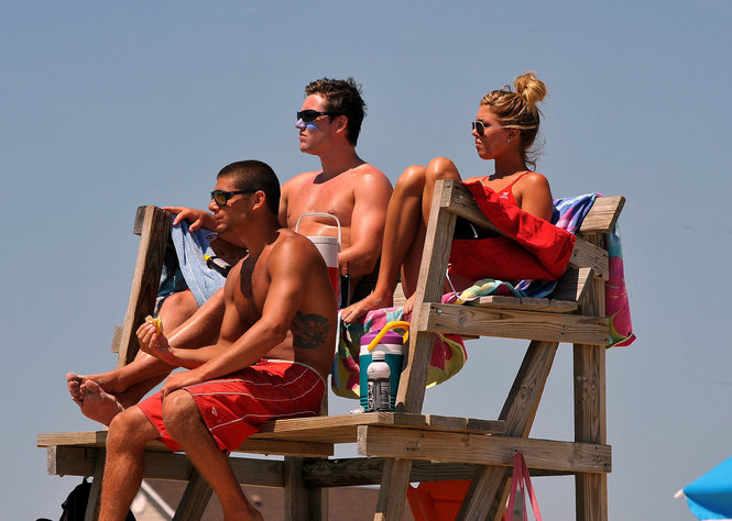 Ocean City Maryland Lifeguard Training