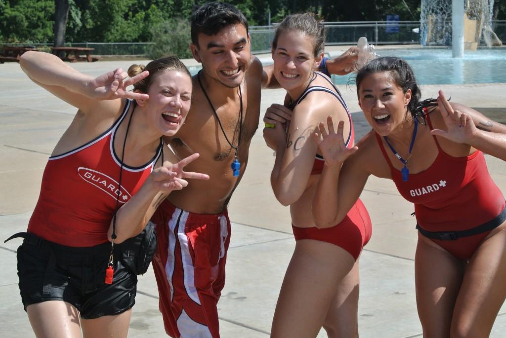 Lifeguard Comp Pics