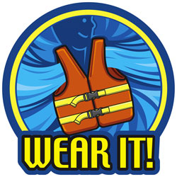 Lifevest provides water safety