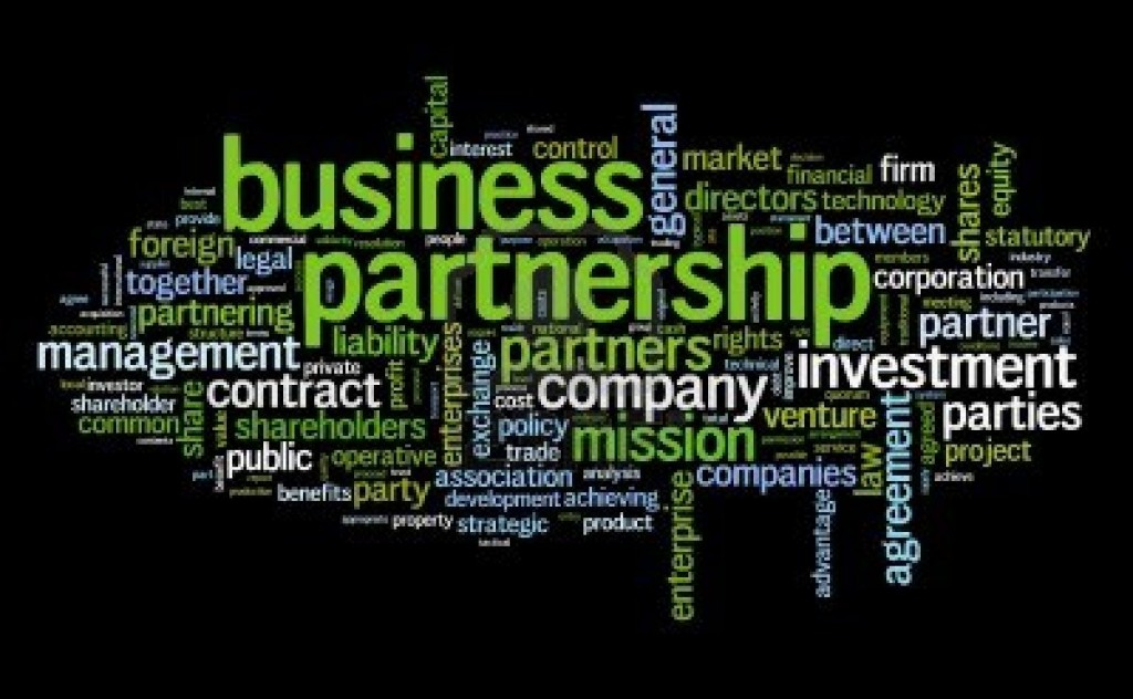 business-partnership-concept-in-tag-cloud-on-black