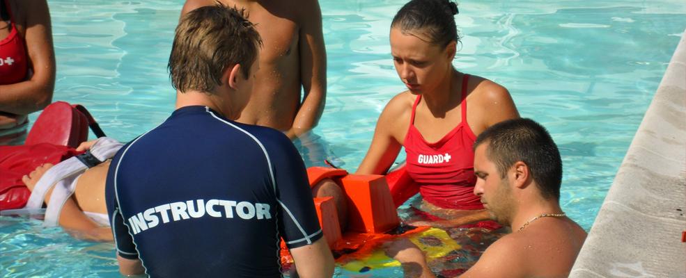 lifeguard job