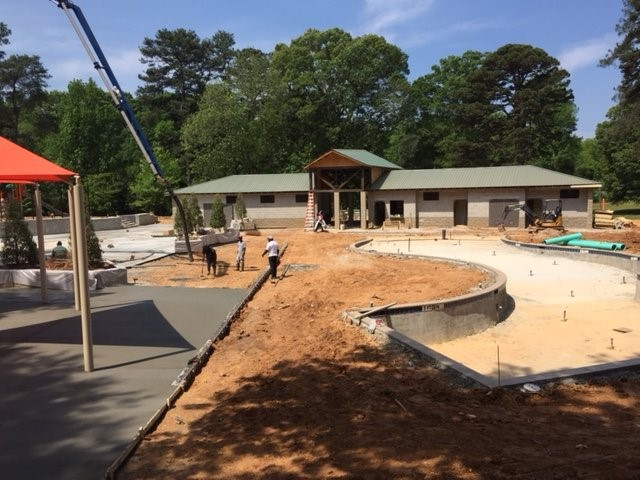 Need to renovate or build a community pool?  STOP!!!  And consider this information.