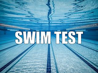 swim test protocol